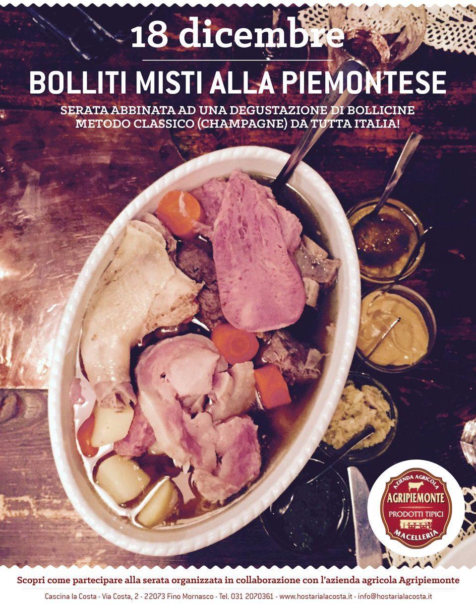 Bollito misto alla Piemontese